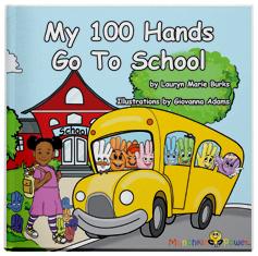 My 100 Hands Go To School
