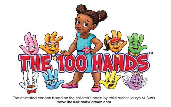 The 100 Hands Logo